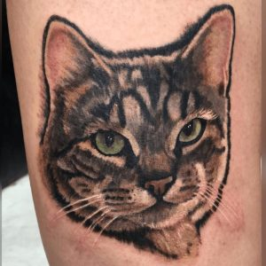 Portrait Tattoo Artist 2