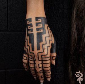 Oakland California Tattoo Artist 49