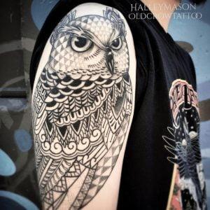 Oakland California Tattoo Artist 18
