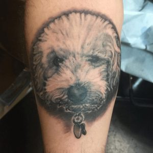 Portrait Tattoo Artist 26