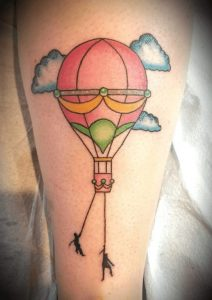 Detroit Michigan Tattoo Artist 5