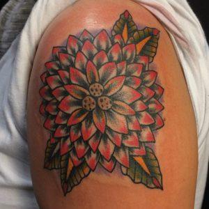 Oakland California Tattoo Artist 44