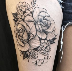 Oakland California Tattoo Artist 8