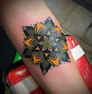 Oakland California Tattoo Artist 38