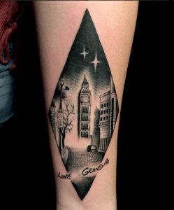 Oakland California Tattoo Artist 12