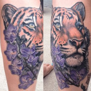 Oklahoma City Tattoo Artist 19