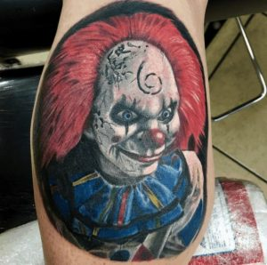 Oklahoma City Tattoo Artist 15