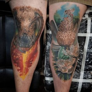 Oklahoma City Tattoo Artist 17