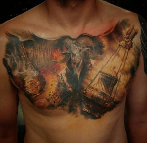 Oklahoma City Tattoo Artist 18