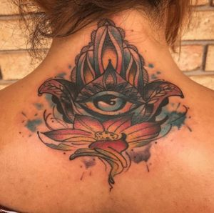 Oklahoma City Tattoo Artist 22
