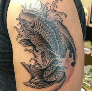 Oklahoma City Tattoo Artist 8