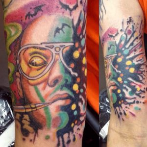 Oklahoma City Tattoo Artist 9