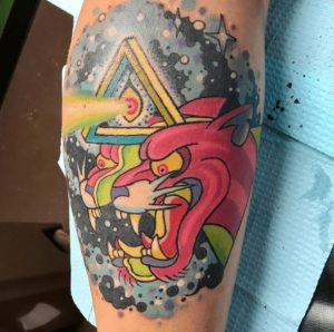 Oklahoma City Tattoo Artist 10