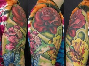 Oklahoma City Tattoo Artist 3