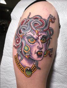 Brian Rea Tattoo Artist