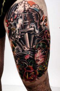 Omaha Tattoo Artist Devin 4