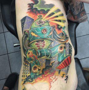 Omaha Nebraska Tattoo Artist 17