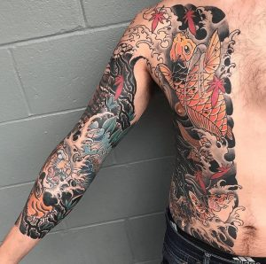 Best Japanese Tattoo Artist 9