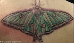 Omaha Tattoo Artist Justin Moore 2