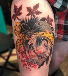 Omaha Nebraska Tattoo Artist 9