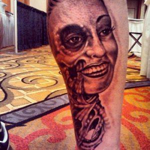 Omaha Tattoo Artist Robby Holmes 3