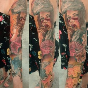 Orlando Florida Tattoo Artist 12
