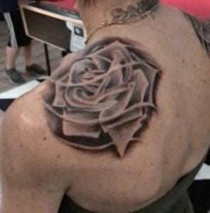 Orlando Tattoo Artist Moy 4