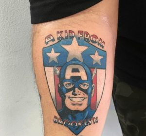 Orlando Florida Tattoo Artist 28