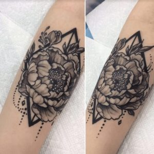 Philadelphia Tattoo Artist Dana Jones 5