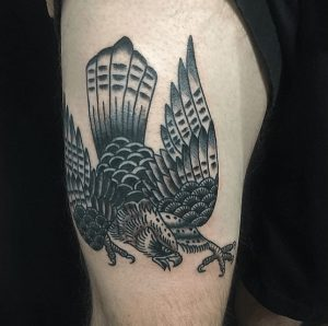Philadelphia Tattoo Artist David Moyer 2