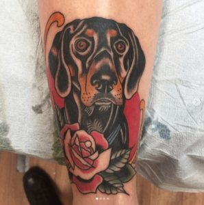 Philadelphia Tattoo Artist Doug Hansen 4
