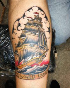 Philadelphia Tattoo Artist EastCoast Charlie 1