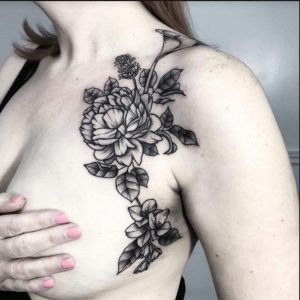 Philadelphia Tattoo Artist Ruby Gore 5