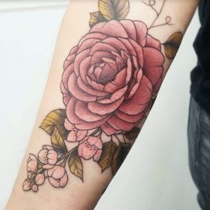 Philadelphia Tattoo Artist Ruby Gore 6