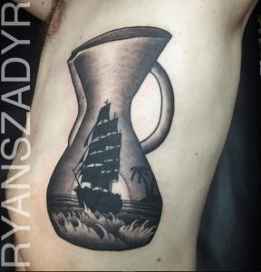 Philadelphia Tattoo Artist Ryan Szadyr 2