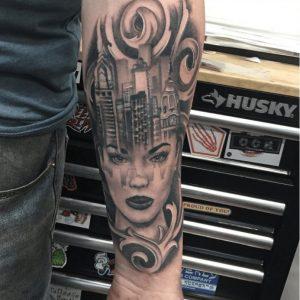 Philadelphia Tattoo Artist Steve Bishov 3