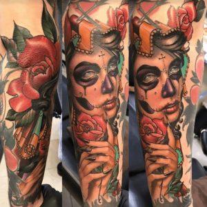 Phoenix Tattoo Artist 1