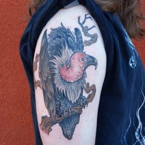 Seattle Tattoo Artist Bruce Rivera 2