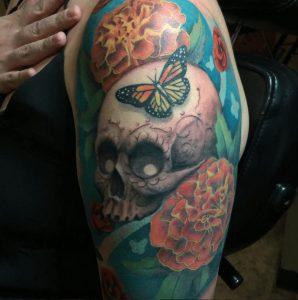 Phoenix Tattoo Artist Dan Mattingly 4