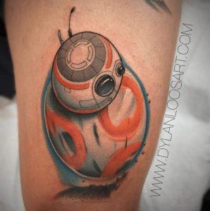 Phoenix Tattoo Artist Dylan Loos 1