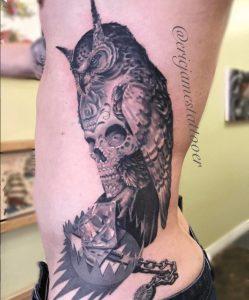 Phoenix Tattoo Artist Eric James 1
