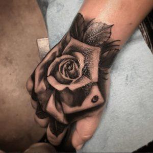 Phoenix Tattoo Artist Nate Carnesi 1
