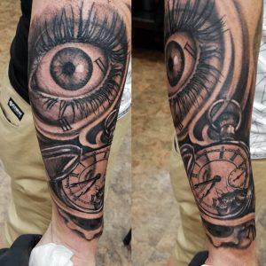 Boston Tattoo Artist Nathan Zerbach 1