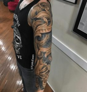 Phoenix Tattoo Artist Ty McEwen 1