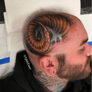 Phoenix Tattoo Artist Ty McEwen 2