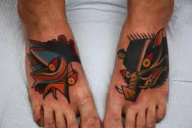 Pig and Rooster Tattoo Meaning 33