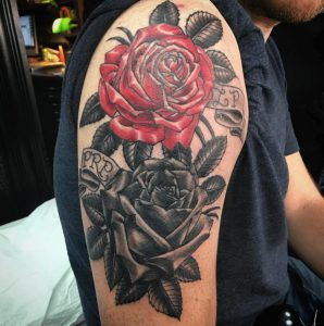 Pittsburgh Tattoo Artist Erin 4