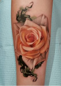 Pittsburgh Tattoo Artist Sarah Miller 3