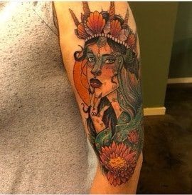 Pittsburgh Tattoo Artist 36