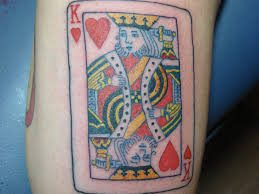 Playing Card Tattoo Meaning 35